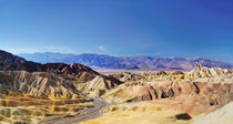 Zabriskie Point - Death Valley von Martin Krämer