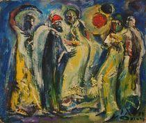 Dispute. Apostles. by Ivan Filichev