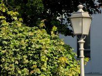 Straßenlaterne Altstadt, WK by badauarts