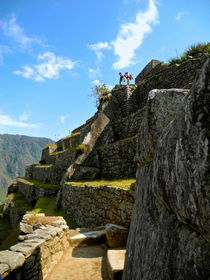 good morning Machu Picchu  von picadoro