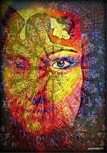 Particular Divine Mother von Paulo Zerbato