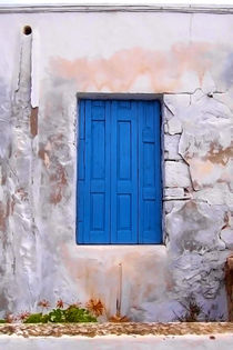 Cretan door no2 by Pia Schneider