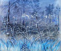 Winterwald by Heidi Schmitt-Lermann