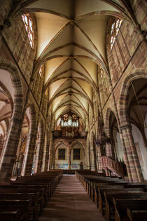 Nave in Wissembourg by safaribears
