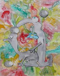 Kreis des Lebens 2 by Anke Wetter