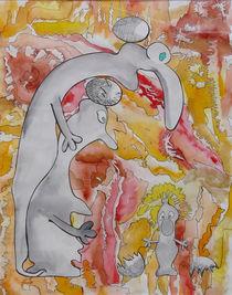 Kreis des Lebens 3 by Anke Wetter