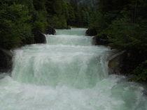 Wasser'treppe' by laubfrosch