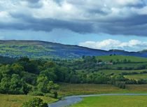 South West Fermanagh Countryside  by John McCoubrey
