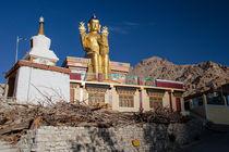 Maitreya Buddha von Olivier Heimana