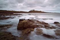 Dunstanburgh Castle II by David Pringle
