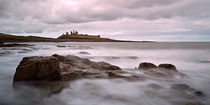 Dunstanburgh Castle III by David Pringle