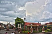 Liliw Church by Alonzo Emata