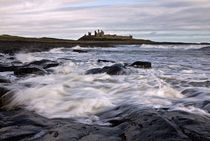 Dunstanburgh Castle IV by David Pringle