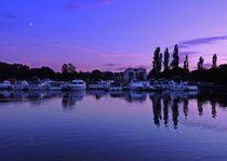 Evening on Lough Erne by John McCoubrey