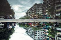 Up Side Down Yangon von Thomas Cristofoletti