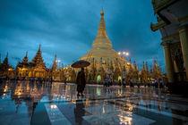 Shwedagon Pagoda von Thomas Cristofoletti