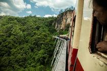 Myanmar's train von Thomas Cristofoletti