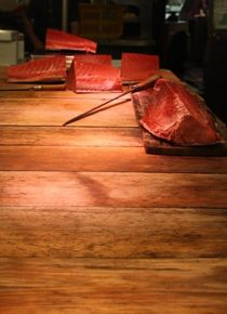 Tuna Chopping Board von redisis