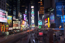 Times Square New York II by Sarah Kastner