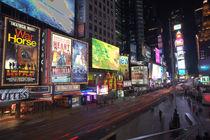 Times Square New York von Sarah Kastner
