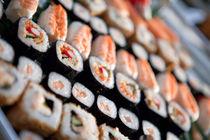 Sushi von Sarah Kastner