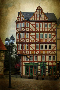 Altstadt Idylle von Elke Balzen