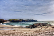 Clachtoll Bay by Derek Beattie