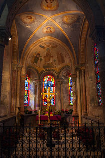 Chapel in St. Nicolas by safaribears