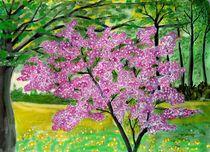Der Blütenbaum von Heidi Schmitt-Lermann