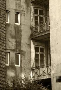 Hinterhof - backyard by ropo13