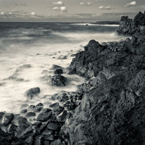 Rocks and Waves by Henrik Spranz