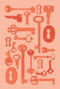 Old Keys by Alice Potter