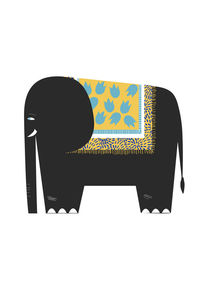 Elephant von Alice Potter