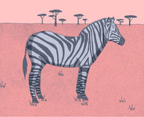 Zebra by Alice Potter