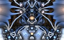 Blue Meanies by Ricky Jarnagin