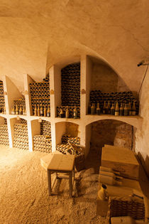 Wine Cellar by safaribears