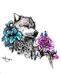 Wolf Mother von Care Halverson