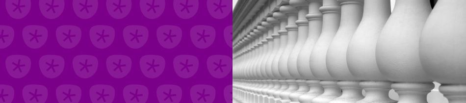 Banner_säulen