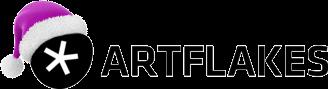 Artflakes_logo_xmas