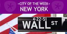 City of the week kw43