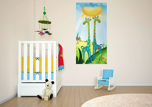 Beautiful motifs for the children's room