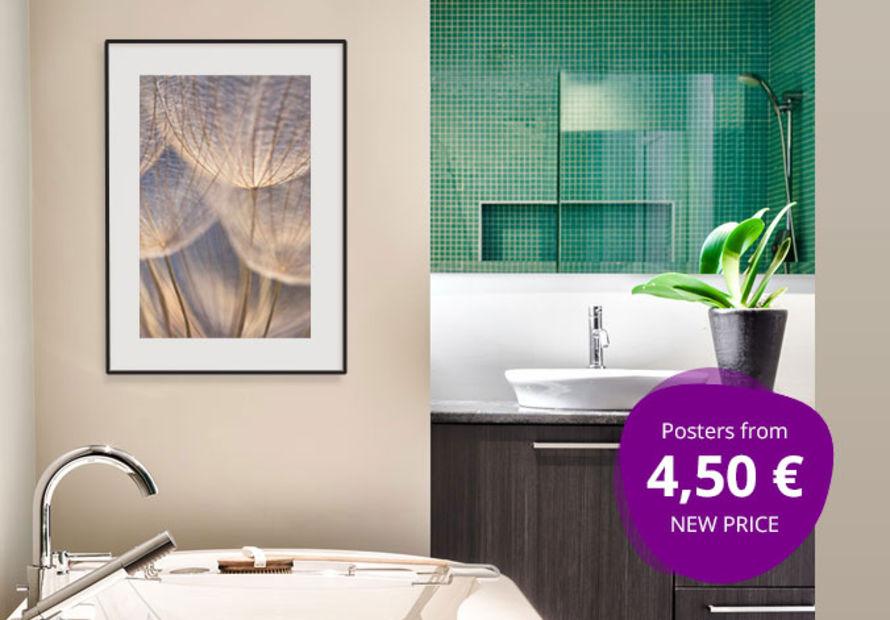Kunst für Dein Badezimmer
