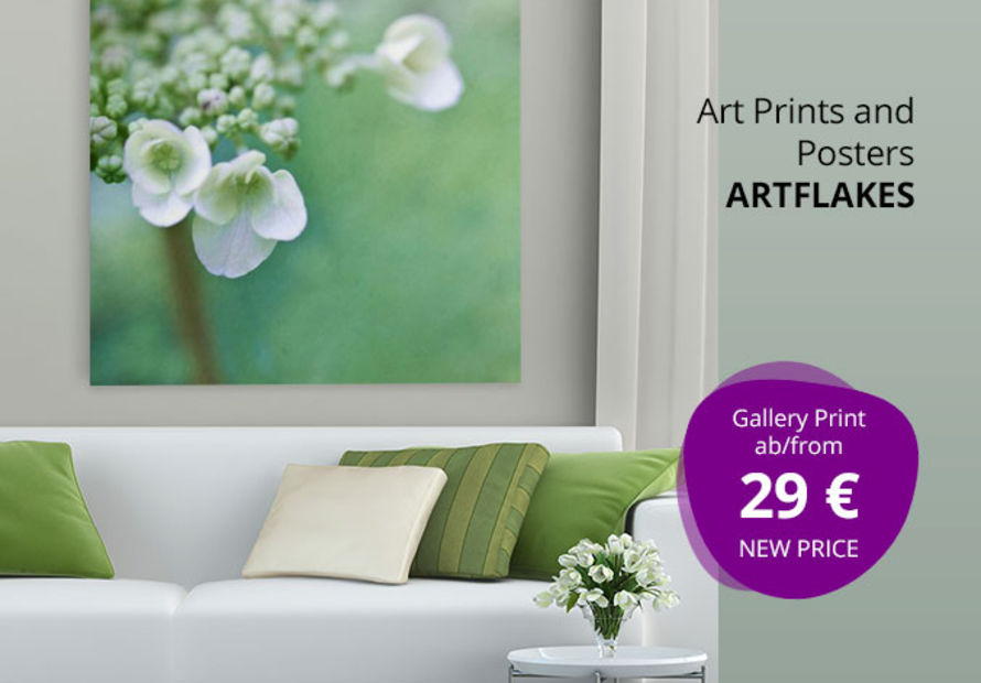 Poster kunstdrucke und leinwandbilder bestellen bei artflakes rechnungskauf schnelle - Leinwandbilder bestellen ...