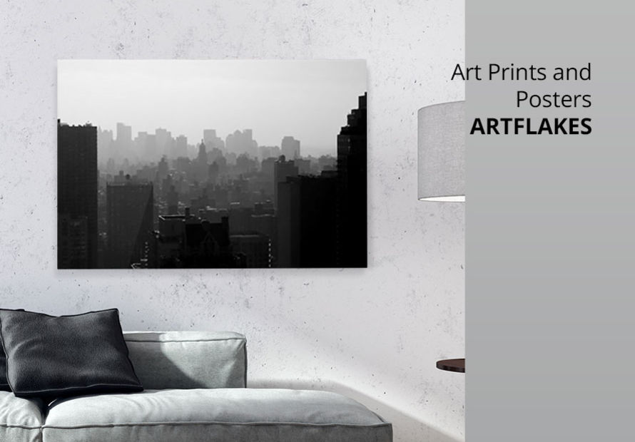 Poster, Kunstdruck, Leinwand, Gallery Print - Städte