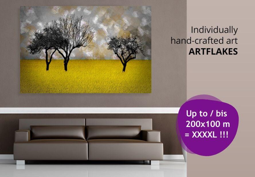 Poster, Leinwand, Gallery Print, Kunstdruck bis 200x100 m = XXXXL !