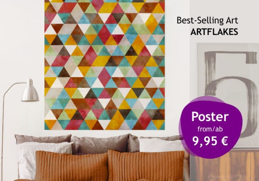 Best art as poster, art print, canvas, gallery print or greeting card