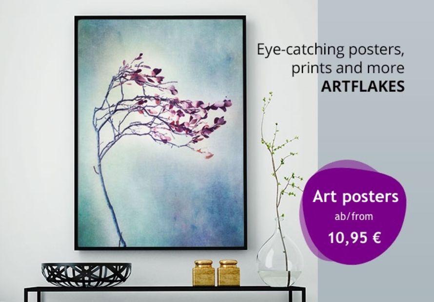 Hochwertige Kunstposter, Kunstdrucke im Rahmen, Leinwände, Gallery Prints kaufen