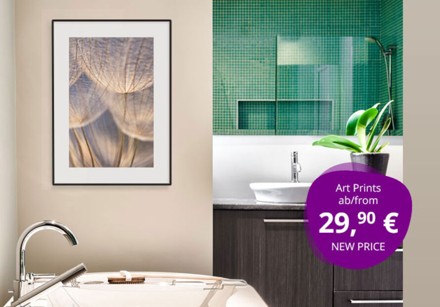 Great pictures for your bathroom!